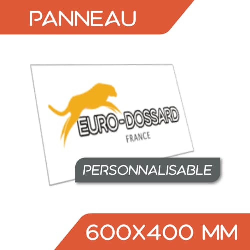 PANNEAU PERSONNALISÉ 600x400 mm